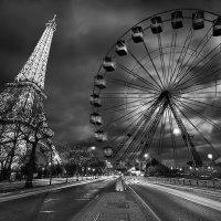 Ночной Париж :: irina Schwarzer