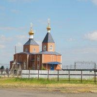 Церковь :: Сергей Воинков