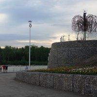 Ангарск. Набережная. :: Вера Литвинова
