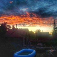 Кровавый закат :: Света Кондрашова