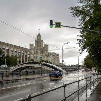 Серебряническая набережная. Москва. :: Oleg4618 Шутченко