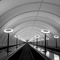 Вниз по лестнице :: Михаил Малец
