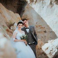 Свадебная фотосессия Кричев (Кричевские мальдивы) :: Евгений Третьяков