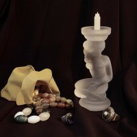 """ Окончен бал, погасли свечи..."" :: LudMila"