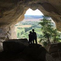 В пещере :: Андрей Ананьев