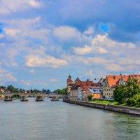На Дунае в Регенсбурге :: Eldar Baykiev