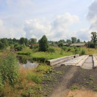 Умирающий поселок Черниговский. :: Александр Широнин
