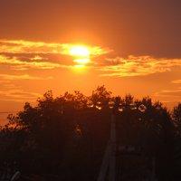 Восход солнца :: lyudmila Курлова