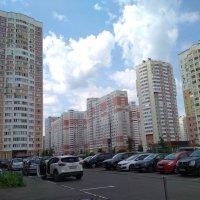 Новая архитектура :: Марина Кушнарева