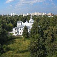 Москва. Усадьба Ховрино (Грачёвка) :: Oleg4618 Шутченко