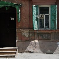 дверь и 1.5 окна :: Николай Семёнов