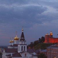 Ночной город. :: Наталья Сазонова