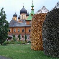 Эстония, Пюхтицкий монастырь. :: Liudmila LLF