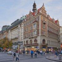 Прага, Вацлавская площадь. :: Виталий Бобров