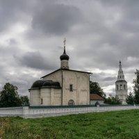 Церковь Бориса и Глеба .Кидекша :: Александр Белый