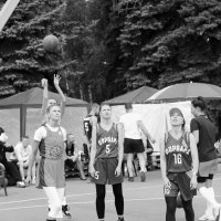Баскетболистки :: Радмир Арсеньев