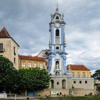 Церковь Мариэ-Химмельфарт.  Дюрнштайн. Австрия. :: Олег Кузовлев