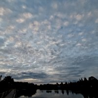 Вечернее небо :: Николай Филоненко