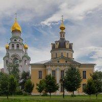 Рогожская старообрядческая слобода :: Светлана Григорьева