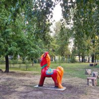 Одинокий пони :) :: Елена Хайдукова  ( Elena Fly )