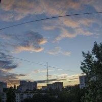 вид с балкона :: Александр Леонов