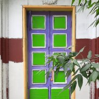 Дверь :: Tanja Gerster