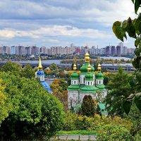 Над Днепром... :: Petr Vinogradov
