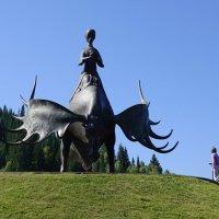 Скульптура ЗОЛОТАЯ ШОРИЯ :: Наталия Григорьева