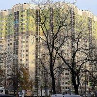 город строится и это бесконечно :: Олег Лукьянов