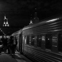 Дорога домой :: Ирина Фирсова