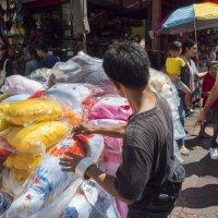 2019, Таиланд, Бангкок, базар :: Владимир Шибинский