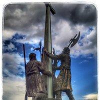 Памятник народному ополчению 1612 :: Алексей Архипов
