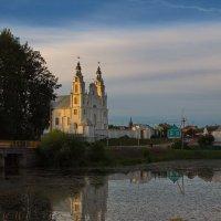Ивенецкий Католический монастырь на закате :: M Marikfoto