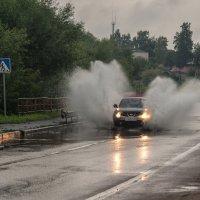 Осторожно! Придурки на дорогах! :: Валерий Иванович