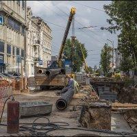 Инфраструктура города :: Александр Тарноградский