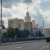 А я еду, не шагаю, а я еду по Москве :: Валерий Иванович