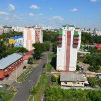 Вид с крыши :: Алексей