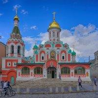 Казанский собор :: Ольга