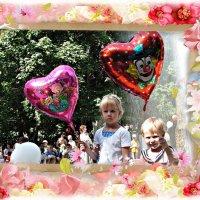 С Международным днём молодёжи! :: Андрей Заломленков
