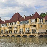 Дворец Якубова :: Сергей Фомичев