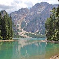Красивейшее озеро :: Владимир Соколов