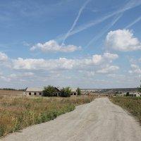 Дорога в облака :: Валерий