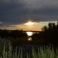 Ночное озеро... :: Георгиевич