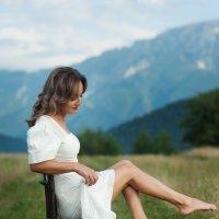 игра ножками :: Батик Табуев