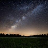 Звездное небо за городом :: Макс Рождественский