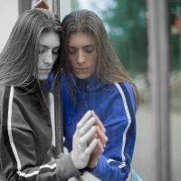 Два мира :: Сергей Семашко