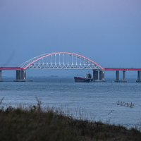Крымский мост :: Александр Буторин