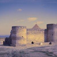 Стены и башни. :: Андрий Майковский