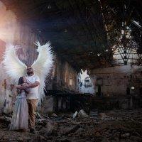 Ангел хранитель :: Тамара Нижельская