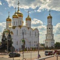Брянский кафедральный собор. :: Николай Зернов